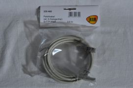 EGB Patchkabel cat. 6   /  2 m