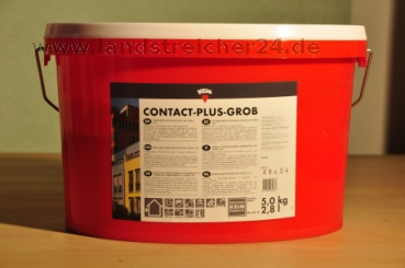 Keim Contact Plus Grob Weiss 5 kg