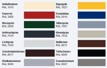 Fassadenfarbe lichtgrau  Landstreicher24.de