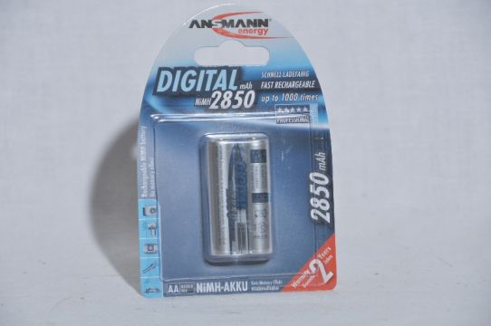 Ansmann Energy Digital AA Akku 2650 mAh